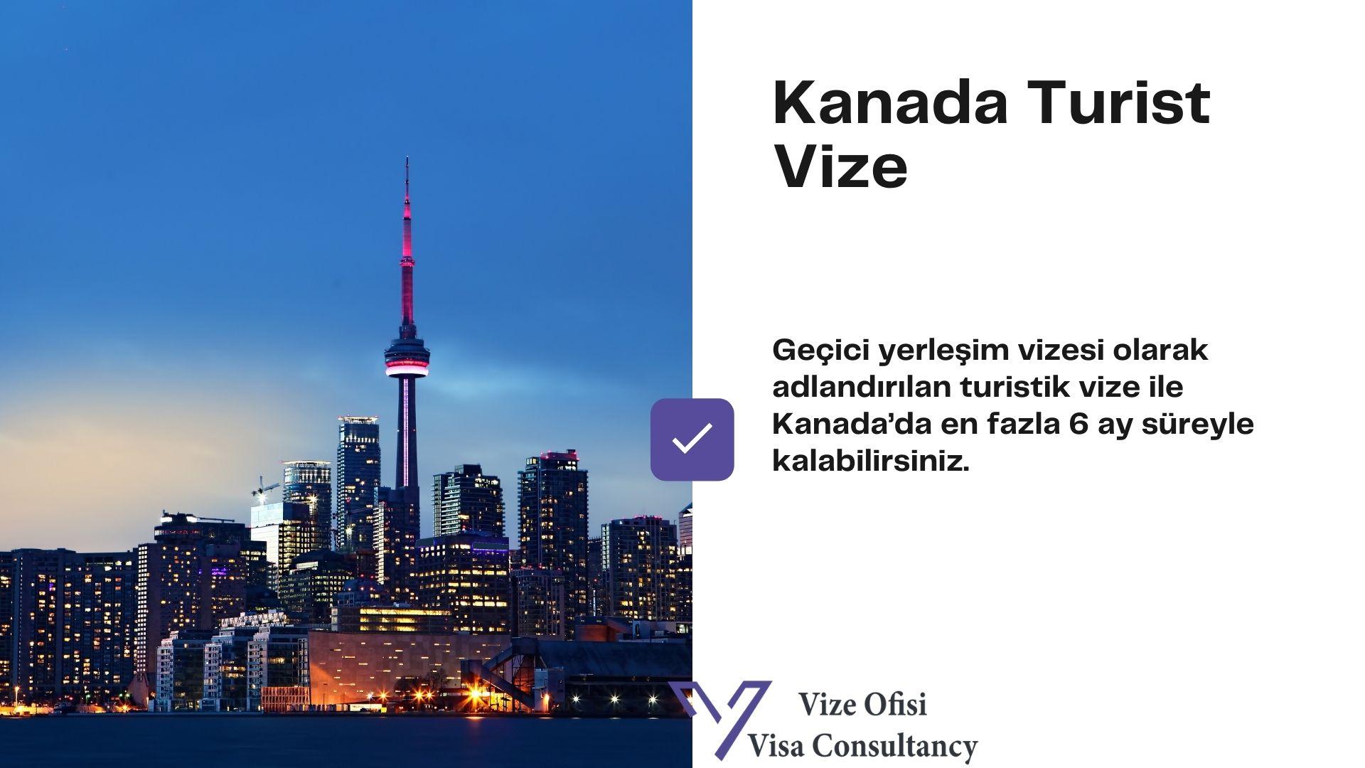 Kanada Vizesi 2021 Vize Başvurusu
